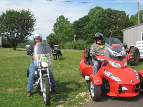 Wolf Creek Farm B&B and Motorcycle Manor at Wolf Creek Farm Photo