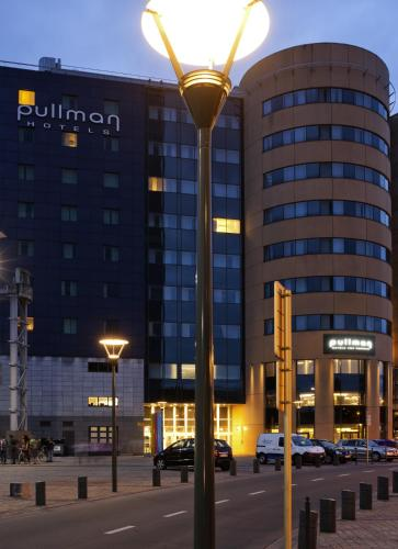 Pullman Brussels Centre Midi photo 54