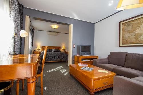 Suite Junior Hotel La Madrugada 1