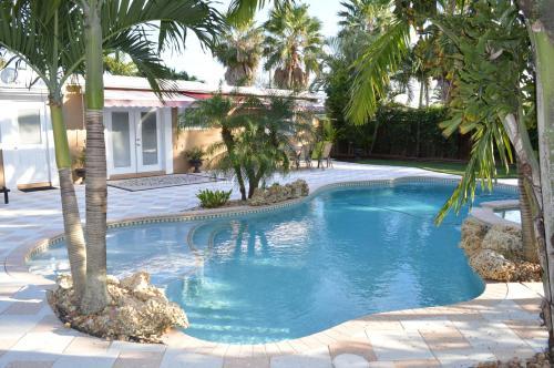 Pompano Beach Pool Home Photo