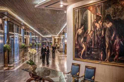 Rome Cavalieri, Waldorf Astoria Hotels and Resorts photo 50