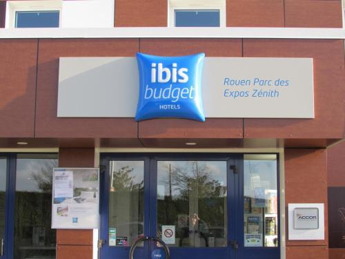 ibis budget Rouen Parc des Expos Zenith