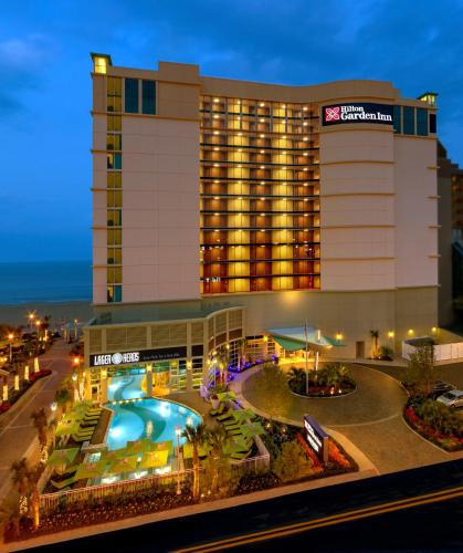 Hilton Garden Inn Virginia Beach Oceanfront Hotel