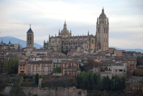 Plaza Mayor, 12, Segovia, Spain.