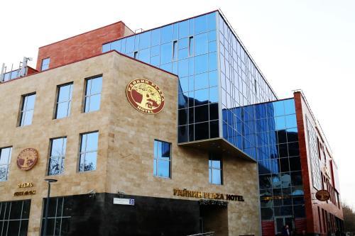 Отель Райкин Плаза, Москва