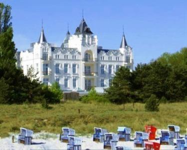 Bild des Usedom Palace