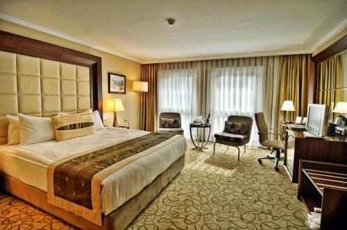 CK Farabi Hotel, Ankara