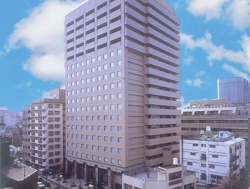 HOTEL MYSTAYS PREMIER Omori impression