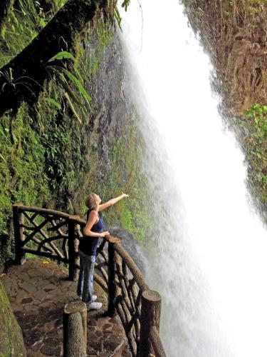 Vara Blanca, Costa Rica.