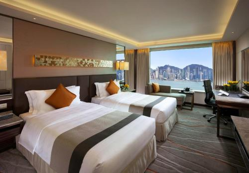 InterContinental Grand Stanford Hong Kong photo 12