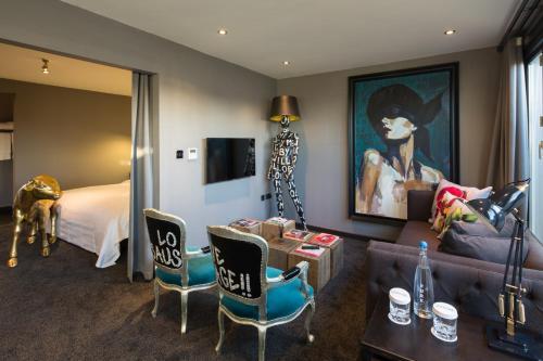 The Exhibitionist Hotel photo 28