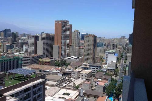 Santiago Centro Photo