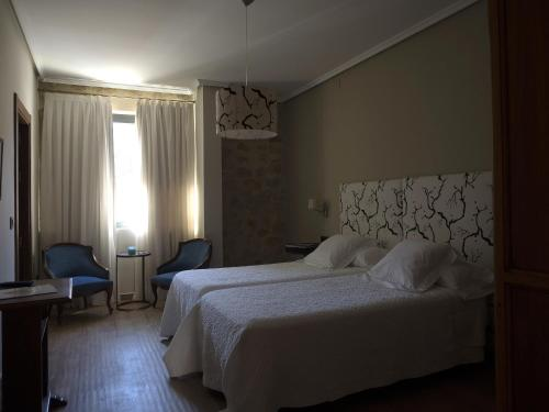 Double or Twin Room Torre Maestre Hotel Rural 7