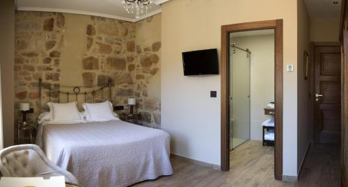 Double or Twin Room Torre Maestre Hotel Rural 8