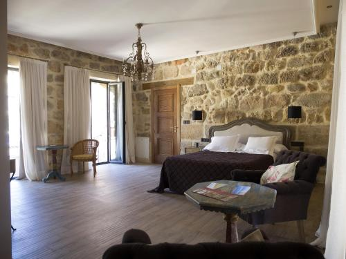 Suite with Terrace Torre Maestre Hotel Rural 10