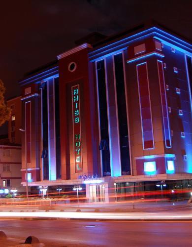 Istanbul Rhiss Hotel Bostanci odalar