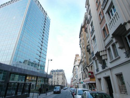 Appart 39 tourisme 2 paris porte de versailles location - Adresse paris expo porte de versailles ...