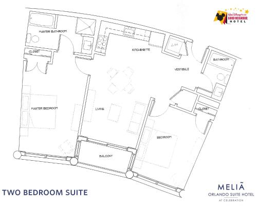 Melia Orlando Hotel photo 11