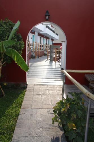 Hotel Villa Jazmin Photo