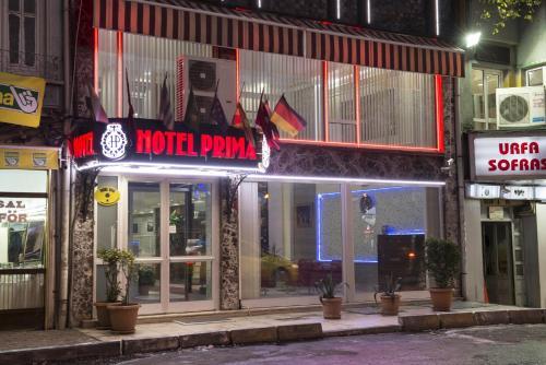 Istanbul Hotel Prima odalar