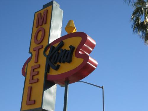 Kona Inn Motel Anaheim Photo