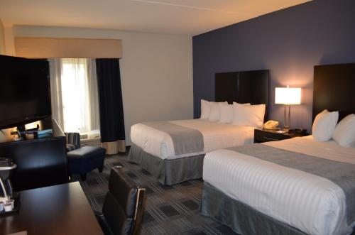 Best Western Hartford Hotel & Suites - Hartford, CT 06114