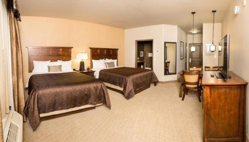 Teddy's Residential Suites New Town - New Town, ND 58763