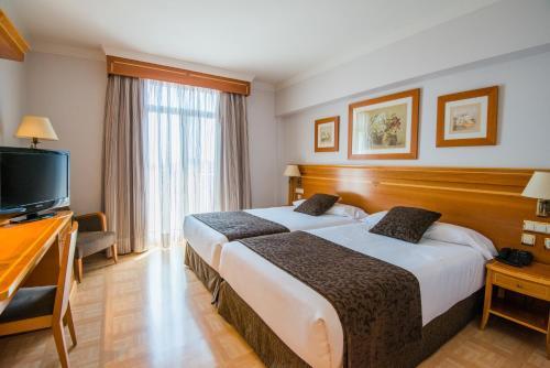 Vp Jardin Metropolitano Hotel Madrid In Spain