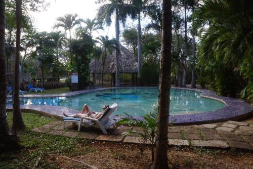 Hotel Dolores Alba Chichen Photo