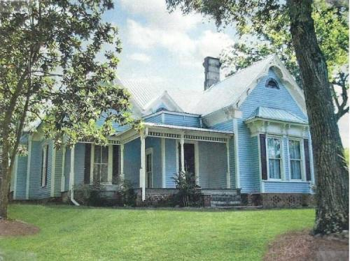 Adair Manor Bed & Breakfast - Adairsville, GA 30103