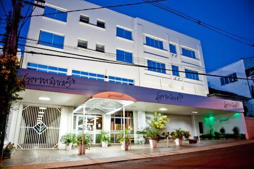 Foto de Germanias Blumen Hotel