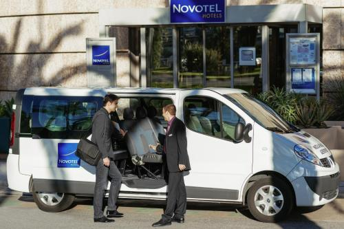 Novotel Nice Arenas Aeroport photo 37