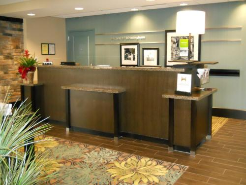 Hampton Inn & Suites Birmingham/280 East-Eagle Point in Hoover