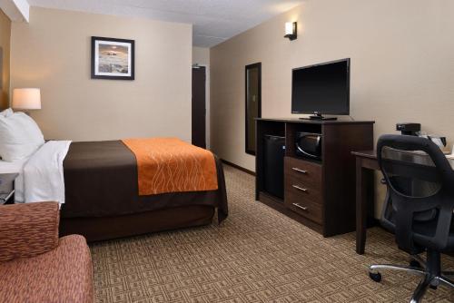 Comfort Inn Brampton Photo