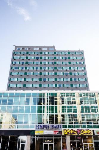 Campus Tower Suite Hotel Photo