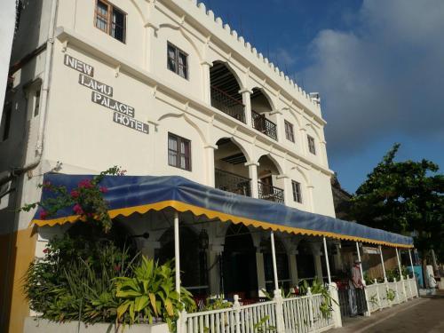 HotelLamu Palace Hotel