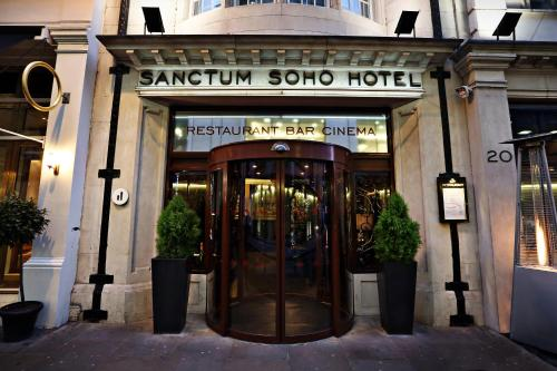 Karma Sanctum Soho Hotel impression