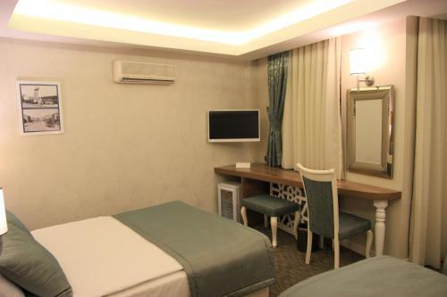 Ankara Guleryuz Hotel yol tarifi