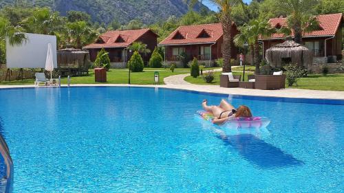 Adrasan Club Sun Village Hotel indirim