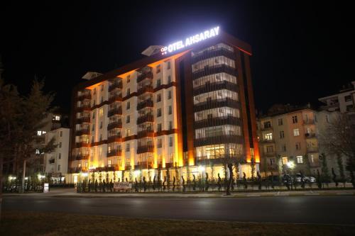 Aksaray Ahsaray Hotel odalar