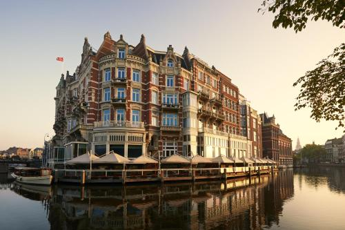 デ ルーロープ アムステルダム - ザ リーディング ホテルズ オブ ザ ワールド
