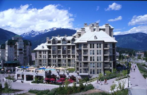 Pan Pacific Whistler Mountainside - Whistler, BC VON1B4