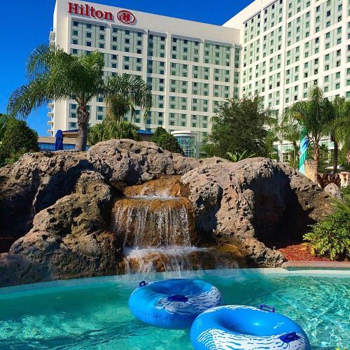 Hilton Orlando impression