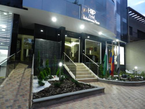 Foto de Hotel Bolivariana Plaza