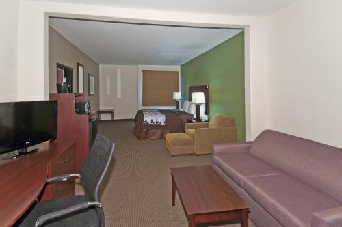 Sleep Inn & Suites Bush Intercontinental - IAH East Photo