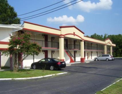 Americas Best Value Inn Smithfield Hotel