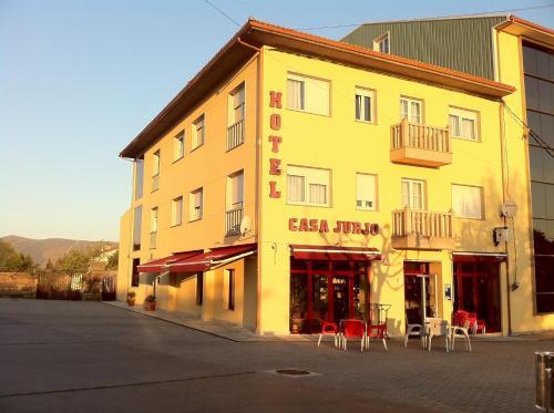Abeleiras, Galicia