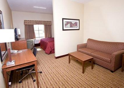 Comfort Inn and Suites Franklin Photo