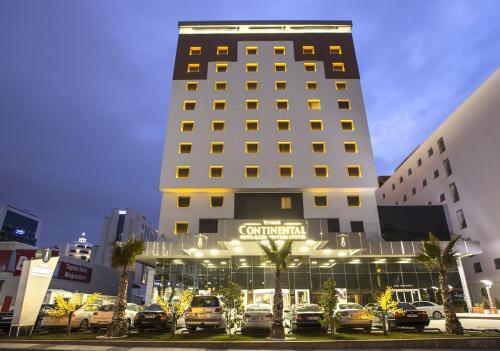 Gaziantep Teymur Continental Hotel online rezervasyon