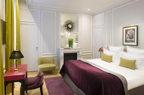 Hôtel Bourgogne & Montana by MH photo 30